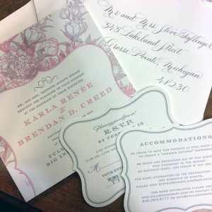 Dauphine Letterpress